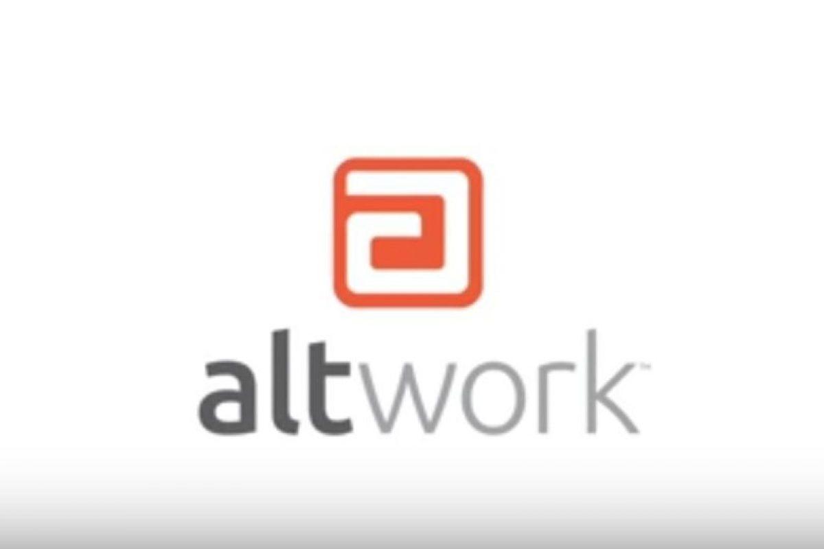 Puede usarse como un asiento normal con escritorio. Foto:Vía Youtube/AltWork. Imagen Por: