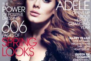 Adele Foto:Vogue. Imagen Por: