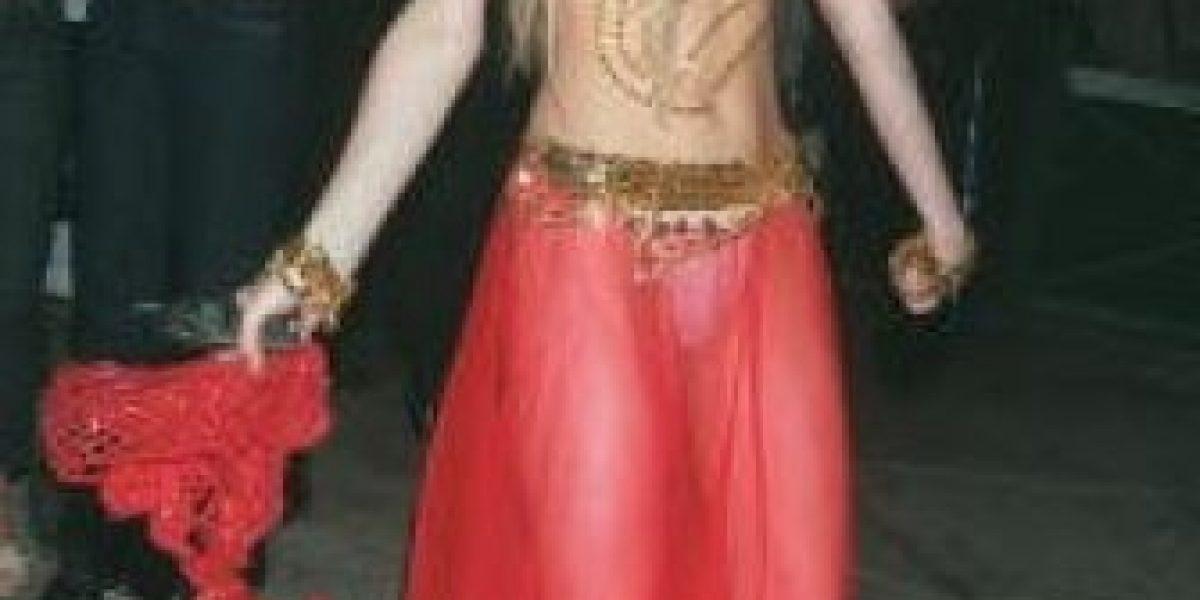 Los disfraces más atrevidos de Paris Hilton en Halloween