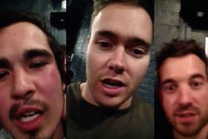 Esto es lo que puede suceder si olvidan su smartphone en un bar. Foto:duckhouse21 / YouTube. Imagen Por: