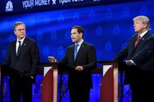 De acuerdo a experto los políticos que más se notaron fueron Marco Rubio Foto:AFP. Imagen Por: