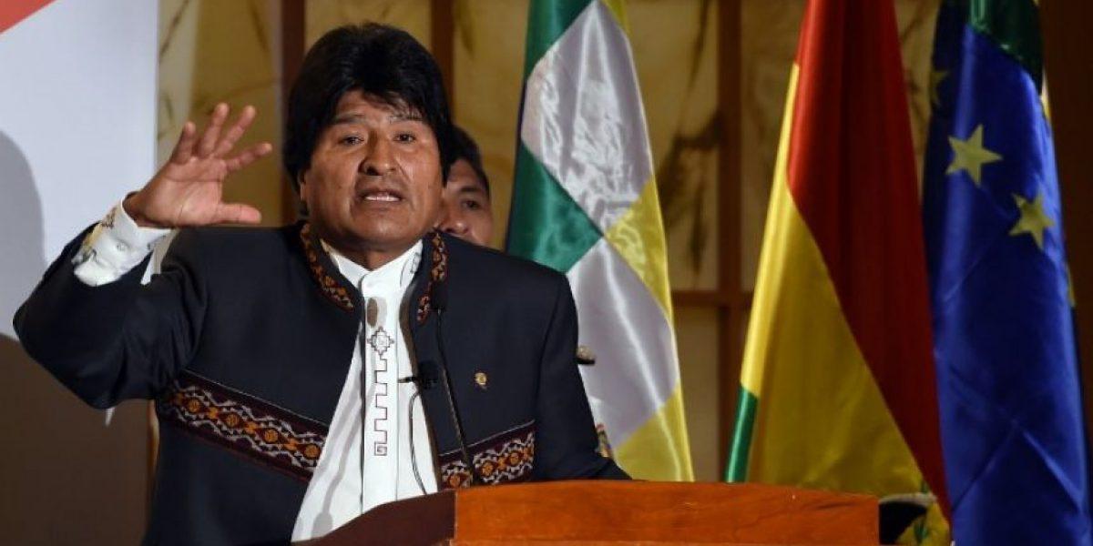 Bolivia: Tribunal Constitucional aprueba plebiscito sobre reelección presidencial