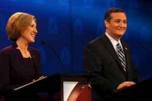 También Ted Cruz, quien ya está posicionado como favorito entre los conservadores Foto:AFP. Imagen Por: