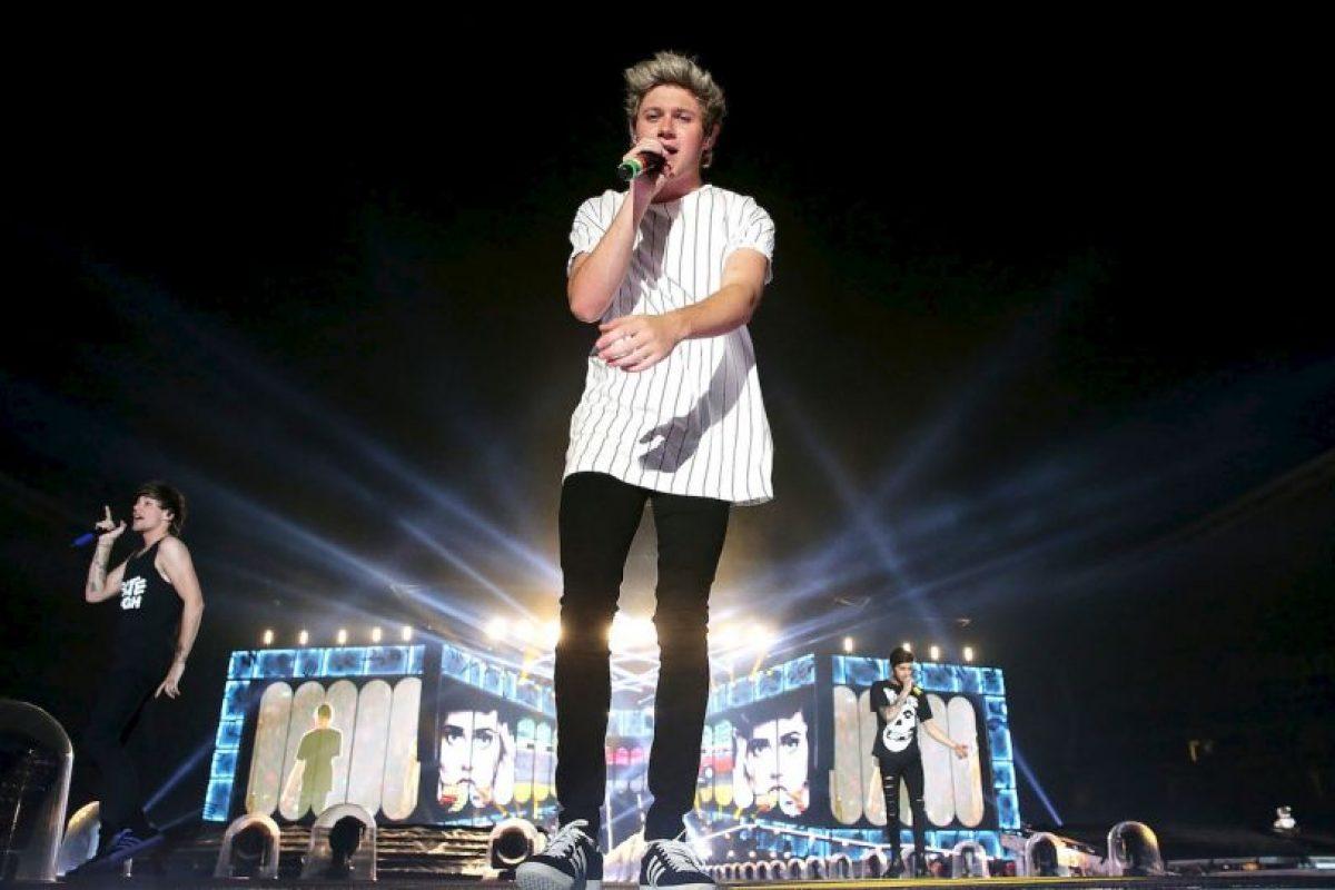 """Las fans del cantante británico no perdieron el tiempo y rápidamente crearon el hashtag """"#NiallHoranParaBond"""" en Twitter. Foto:Getty Images. Imagen Por:"""