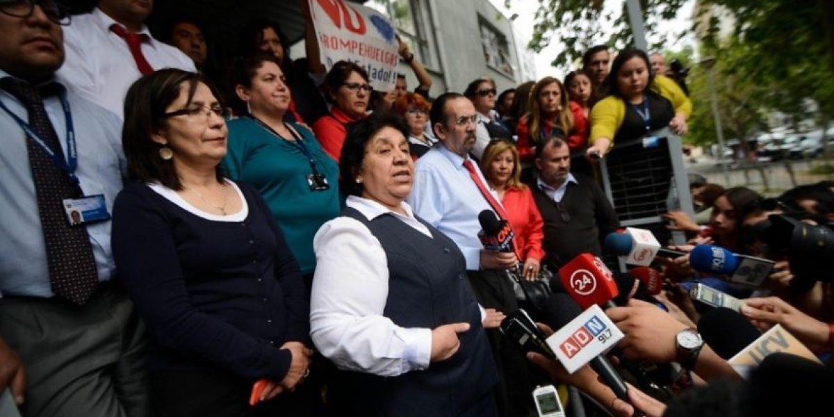 Nelly Díaz y paro de Registro Civil: