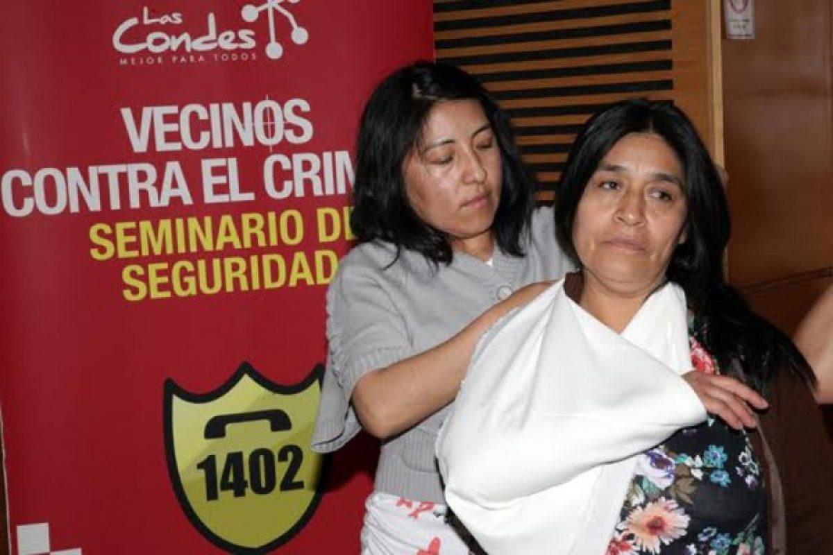 Foto:Gentileza Muni. Las Condes. Imagen Por: