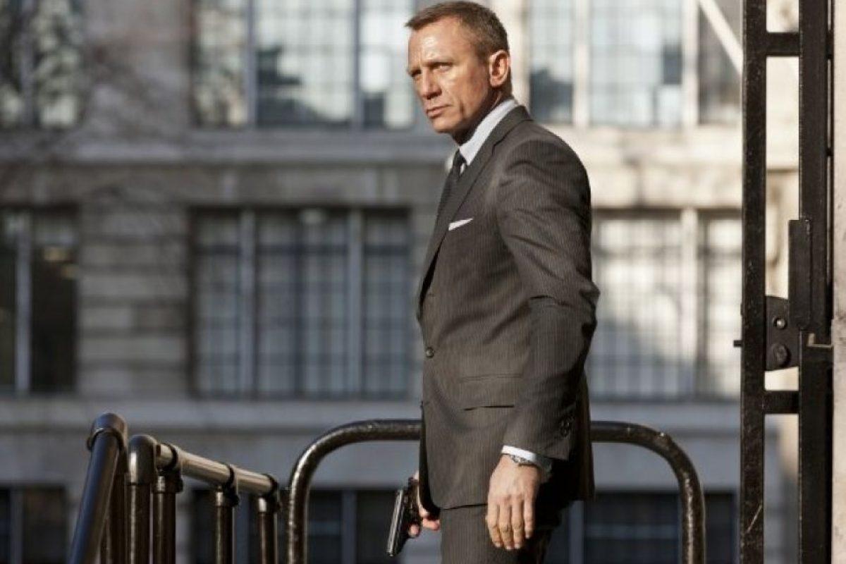 El filme cuenta con la participación de Daniel Craig, quien vuelve a interpretar al famoso agente secreto. Foto: IMDb. Imagen Por: