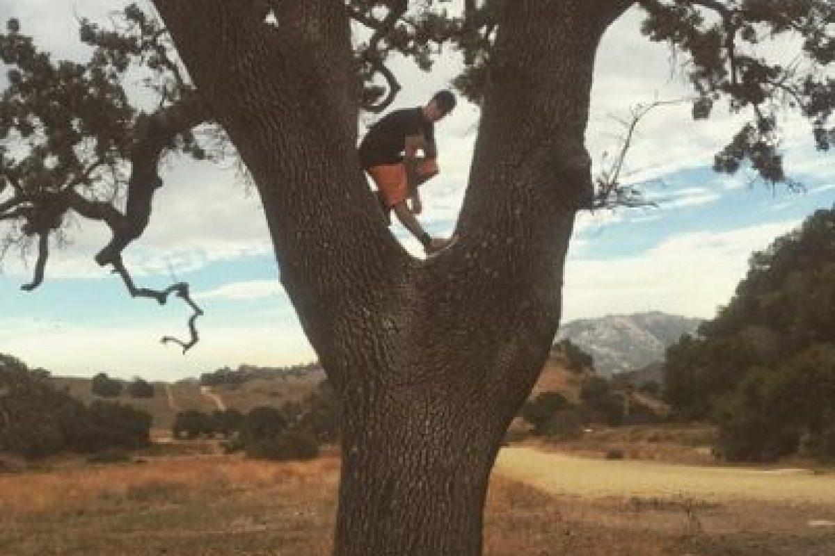 """""""Es un trabajo pesado, sobretodo la parte de los tours"""". Foto:Instagram/JustinBieber. Imagen Por:"""