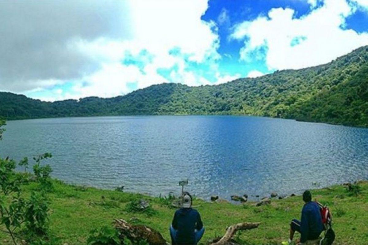 3- La laguna del Volcán de Ipala se ubica entre los departamentos de Chiquimula y Jutiapa. Foto:instagram.com/javisalguero10. Imagen Por: