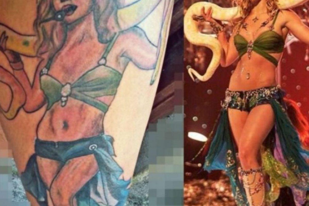 Britney Spears Foto:Twitter/HeyJonnyD. Imagen Por: