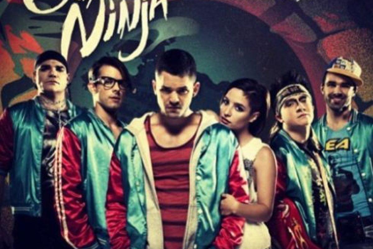"""En 2013 se unió al elenco de """"Cumbia Ninja"""" Foto:vía instagram.com/basnicar. Imagen Por:"""