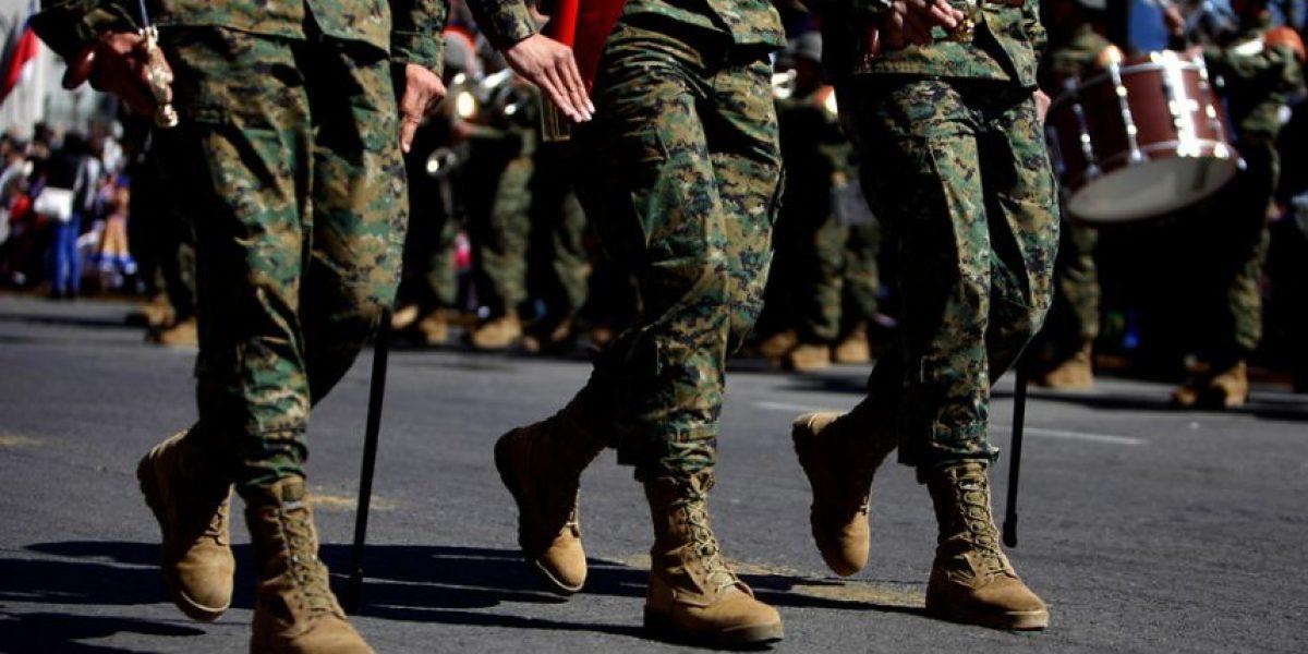 """Militares en retiro crean """"referente nacional"""" para unificar posturas ante el Estado"""