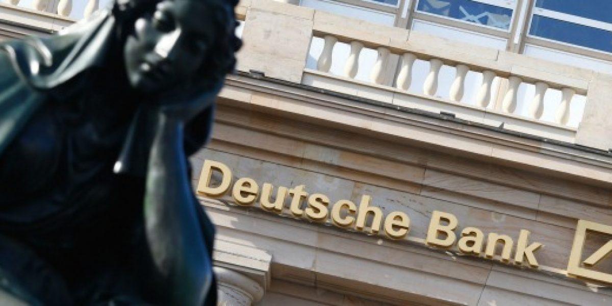 Twitteros reaccionan ante salida del Deutsche Bank de 10 países
