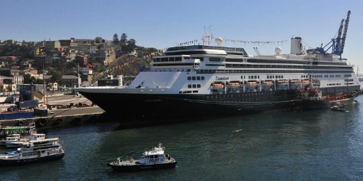 La industria de los cruceros no sabe de crisis