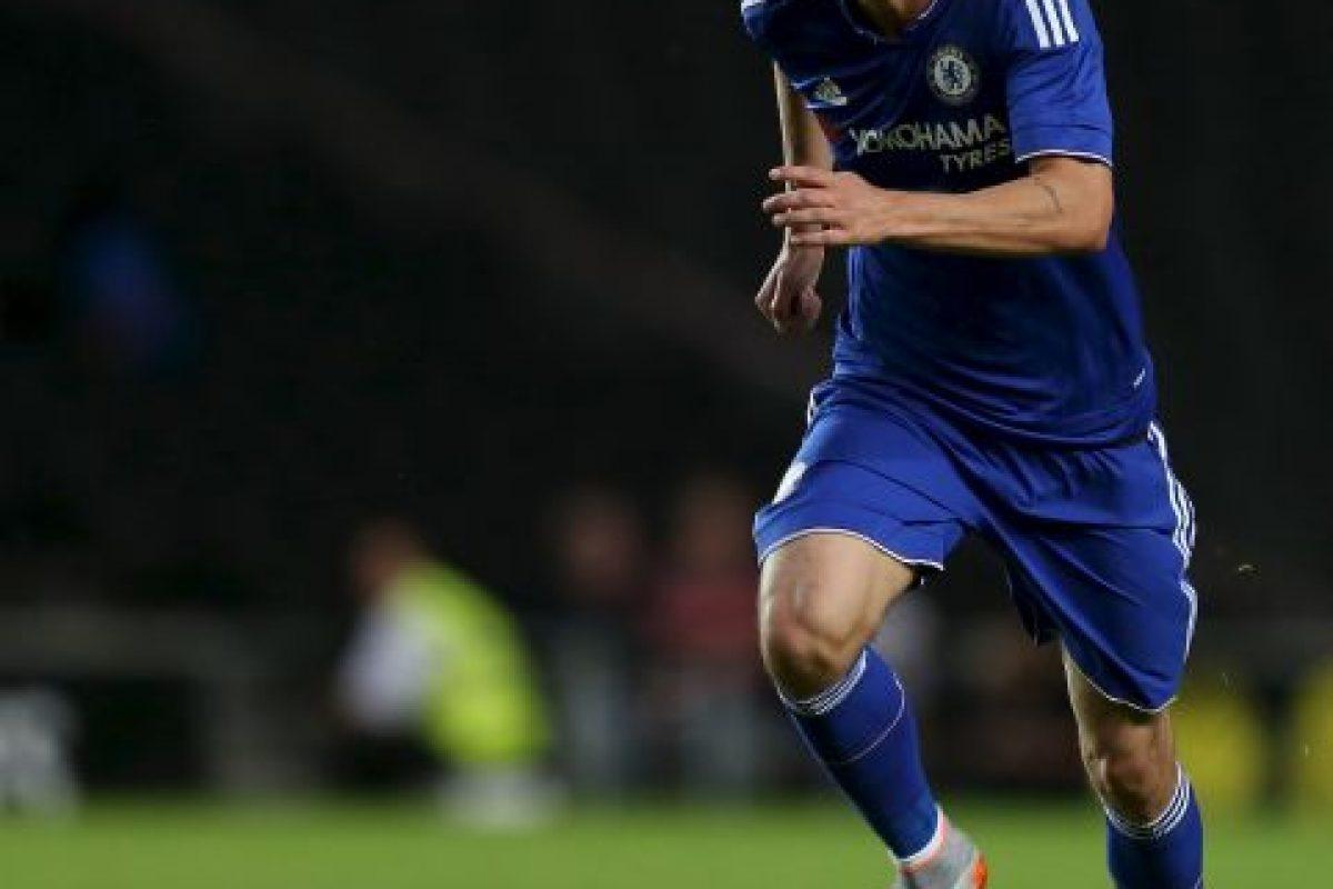 Lucas Piazón es un futbolista brasileño que es propiedad del Chelsea. Foto:Getty Images. Imagen Por: