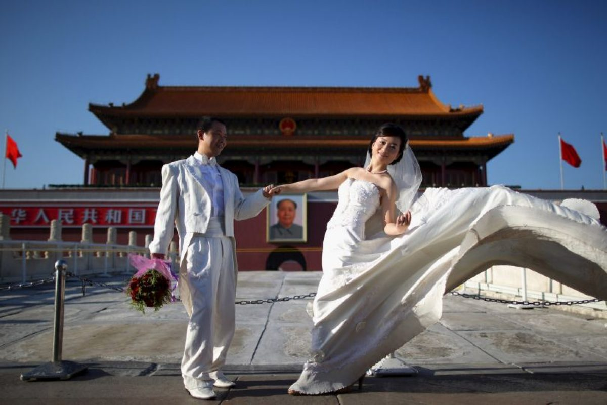 Los matrimonios presentan lógicas diferentes Foto:Getty Images. Imagen Por: