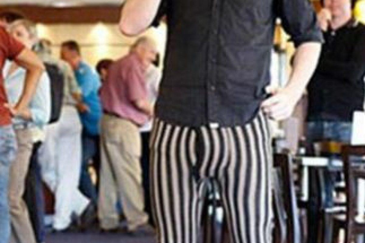 Foto:Vía Instagram/#leggingsman. Imagen Por: