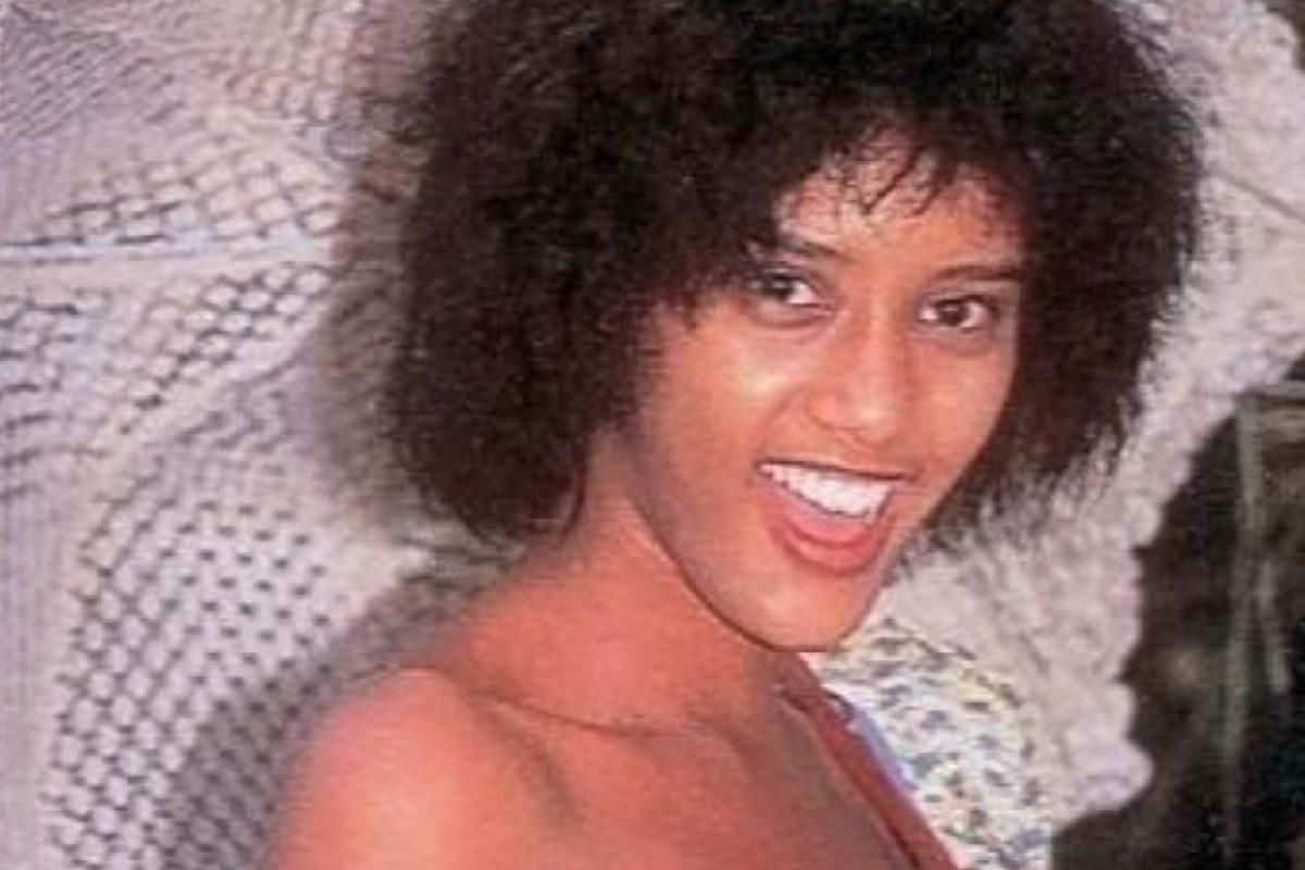 """Ella era la esclava """"Xica da Silva"""", en la misma novela que lleva su nombre y que fue producida por Rede Manchete en 1996. Foto:vía Rede Manchete. Imagen Por:"""
