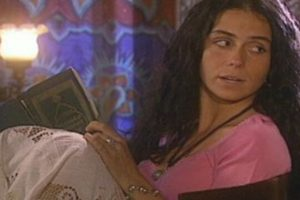 """Giovanna Antonelli era """"Jade"""", la joven brasileña y marroquí que conquistaba a """"Lucas"""".. Imagen Por:"""