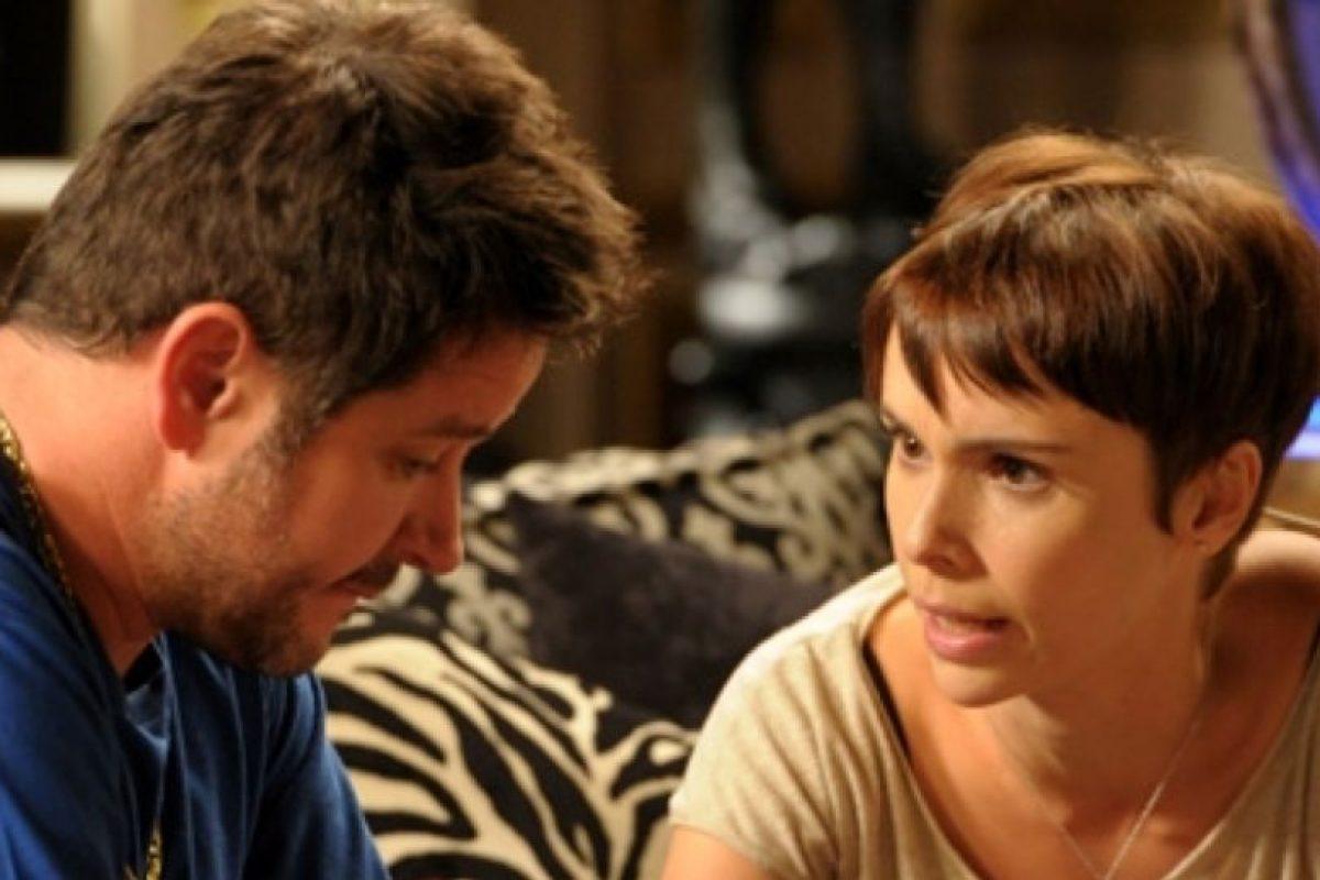 """Se le pudo ver en """"Avenida Brasil"""", junto a Debora Falabella (Nina) quien en """"El Clon"""" interpretaba a su hija.. Imagen Por:"""