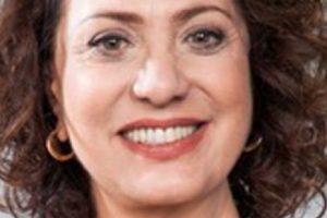 """También apareció en """"Avenida Brasil"""", como la madre de """"Tifón"""" , """"Muricy"""".. Imagen Por:"""