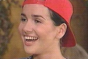 """""""Milagros"""" era la protagonista, que también era una chica ruda y directa. Foto:vía Telefe. Imagen Por:"""