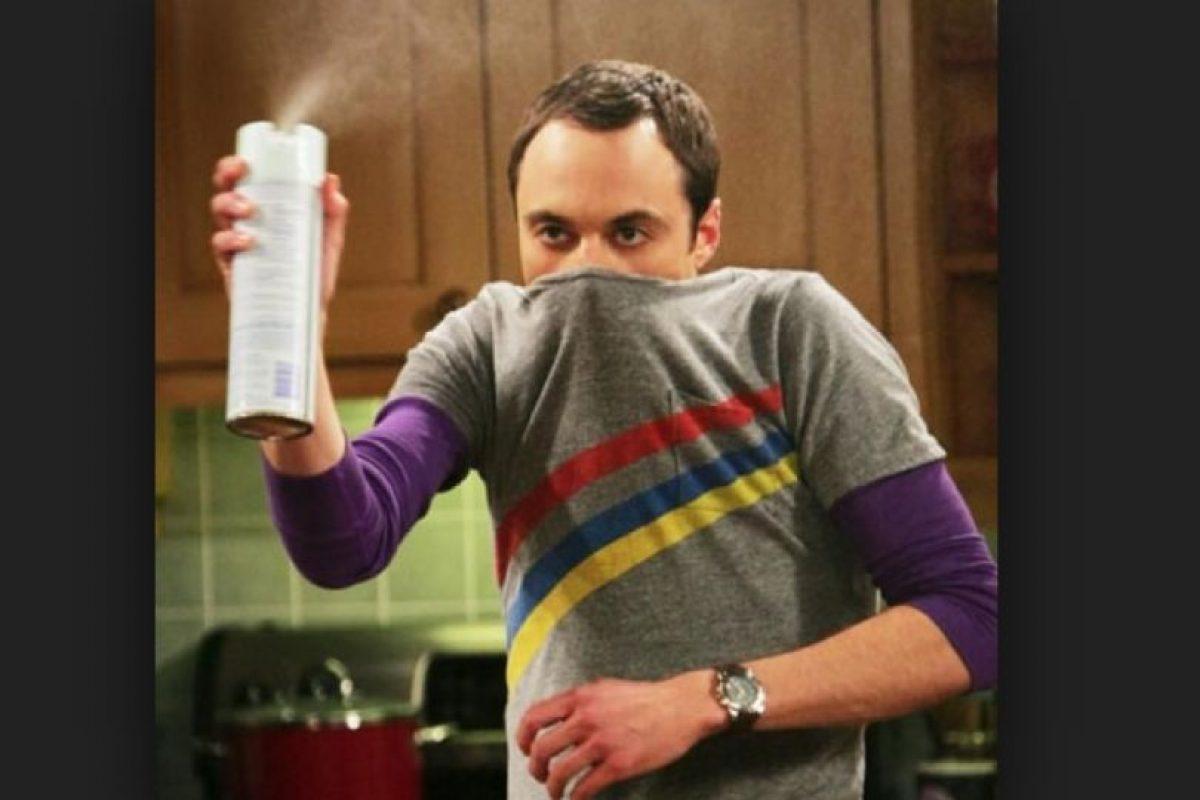 """""""Bing Bang Theory"""" y su personaje Sehldon Cooper Foto:Vía Warner Bros. Imagen Por:"""