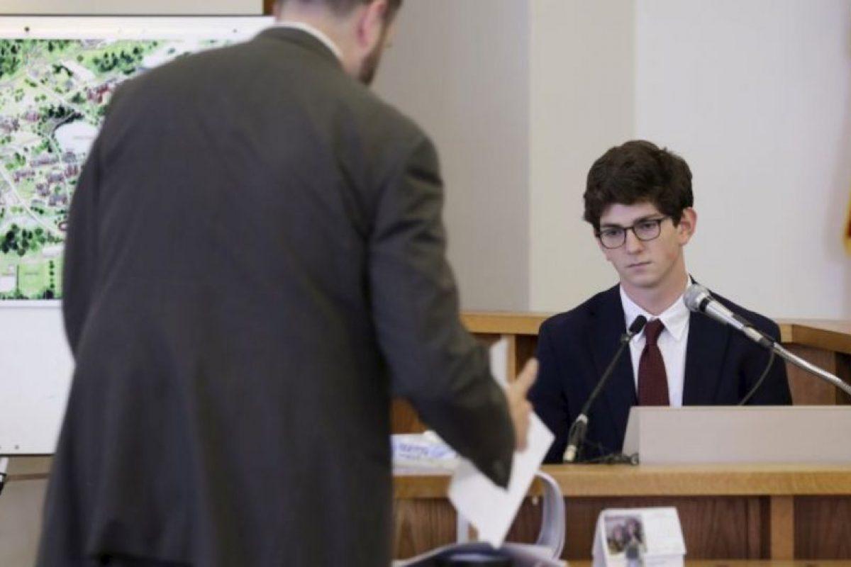 Los hechos alegadamente se dieron el pasado año, cuando Labrie tenía 18 años y la víctima 15. Foto:AP. Imagen Por: