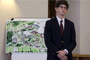 La agresión se dio en la escuela elite St. Paul. Foto:AP. Imagen Por: