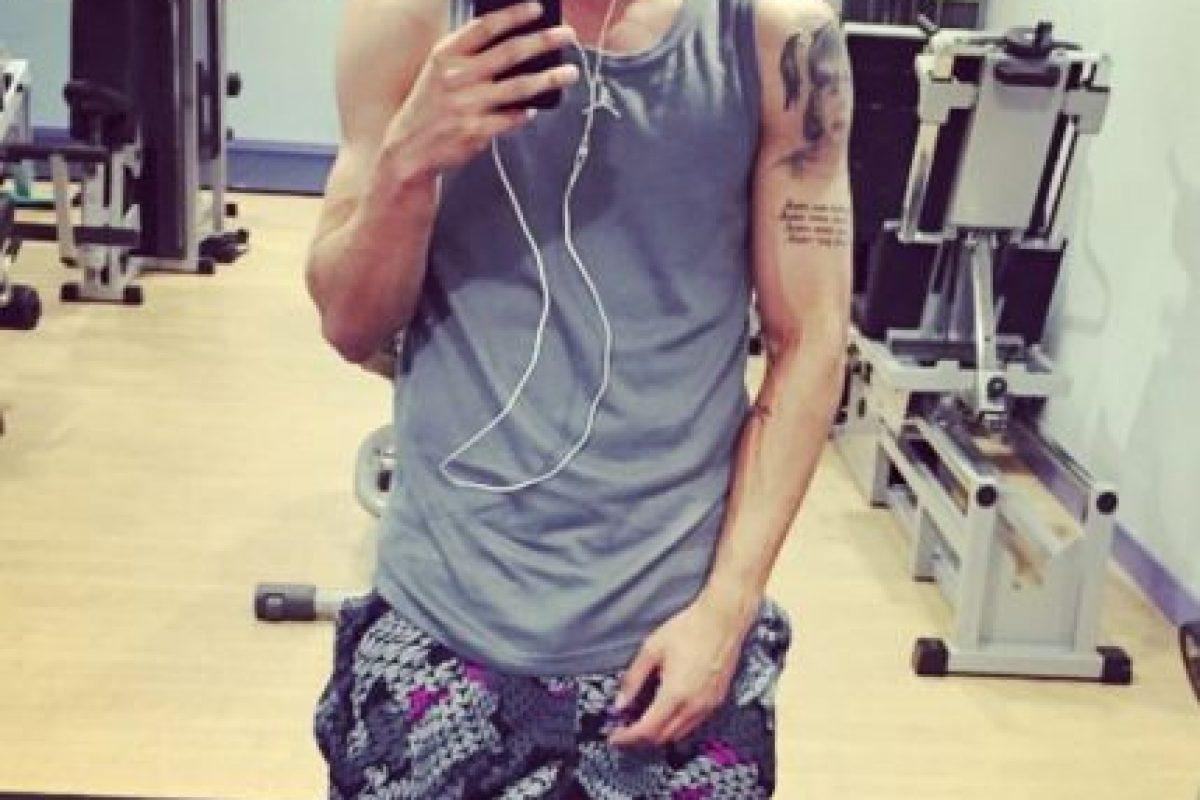 Por su físico y cualidades es comparado con su compatriota Kaká. Foto:Vía instagram.com/lpiazon. Imagen Por: