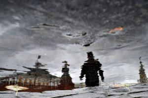 Lluvias en Rusia. Foto:AFP. Imagen Por: