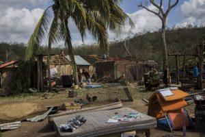 Estragos causados por el Huracán Patricia en México. Foto:AFP. Imagen Por: