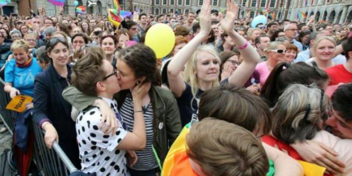 Irlanda aprueba el matrimonio entre personas del mismo sexo