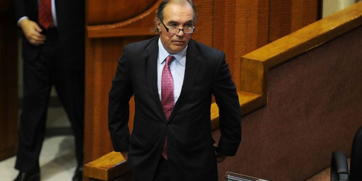 Senador Orpis reconoció aportes irregulares de parte de Corpesca