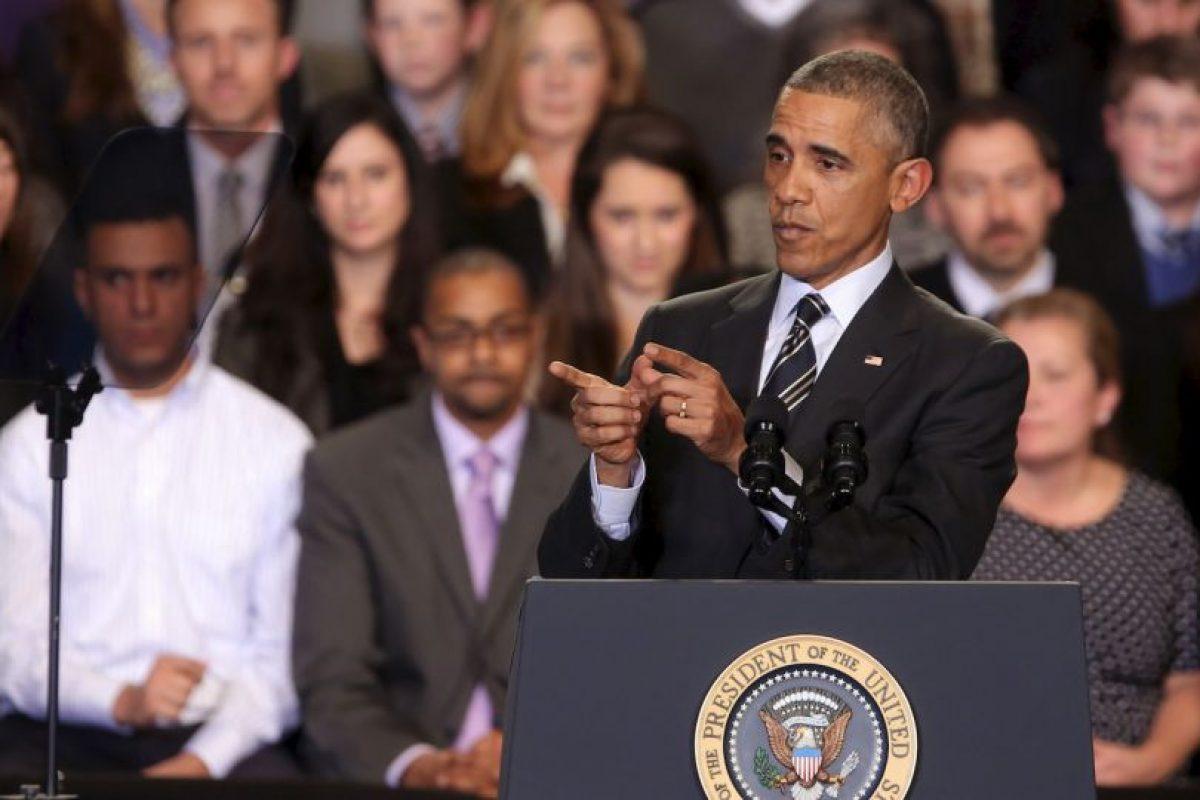 5. Lucha contar el terrorismo- Foto:Getty Images. Imagen Por:
