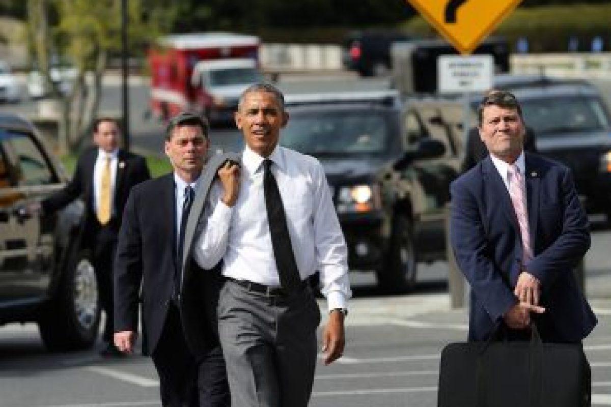 Estados Unidos lidera una coalición internacional que lucha por desarticular al grupo terrorista Estado Islámico, que comenzó operaciones oficiales hace un año. Foto:Getty Images. Imagen Por: