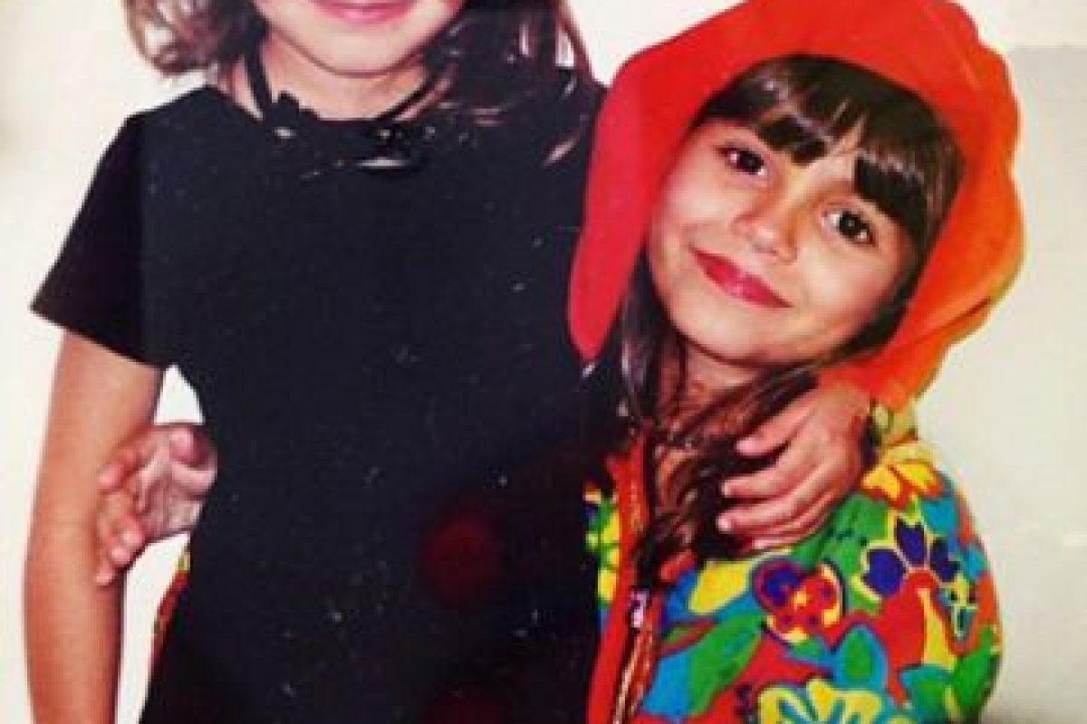 La niña de gorrito naranja ahora es una estrella de Nickelodeon. Foto:vía instagram.com/victoriajustice. Imagen Por:
