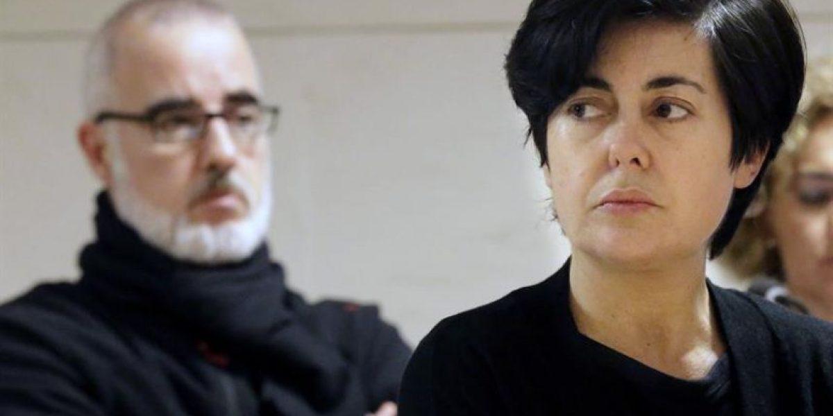 Pareja española declarada culpable de matar a su hija adoptiva china