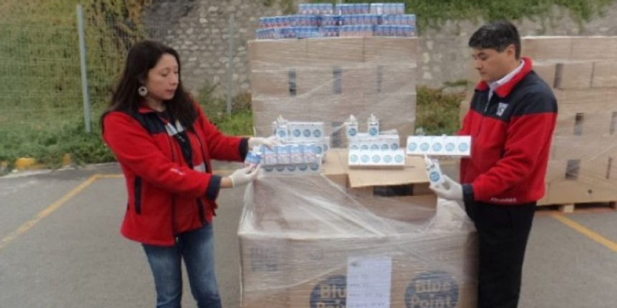 Descubren millonario contrabando de cigarrillos en carga de vinos argentinos