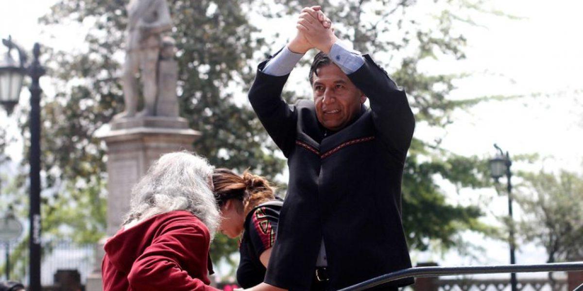 "Sabag sobre visita de Choquehuanca: ""Demuestra que existe libre tránsito en Chile"""