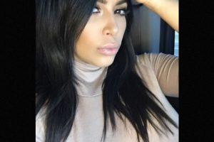 En realidad es Kim Kardashian Foto:Instagram/KimKardashian. Imagen Por: