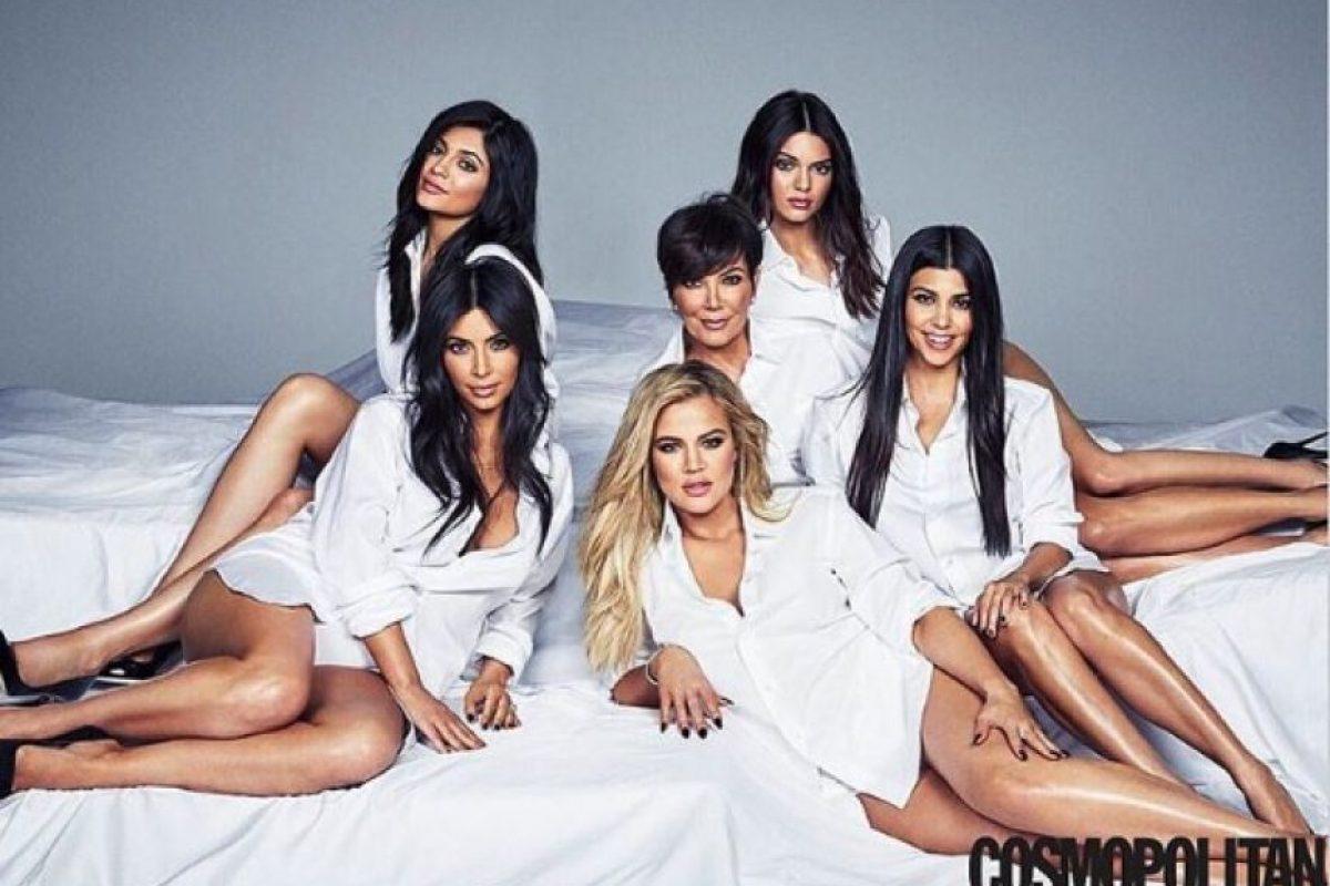 A sus 59 años, la matriarca de las Kardashian no teme mostrar su lado sexy. Foto:vía instagram.com/krisjenner. Imagen Por: