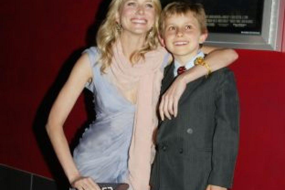 David tenía 7 años cuando realizó esta película con Naomi Watts. Foto:Getty Images. Imagen Por:
