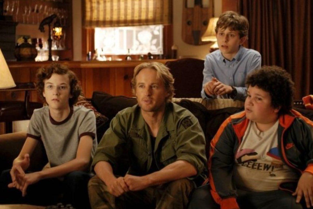 """Y en 2008, fue uno de los protagonistas de """"Drillbit Taylor"""" Foto:IMDB. Imagen Por:"""