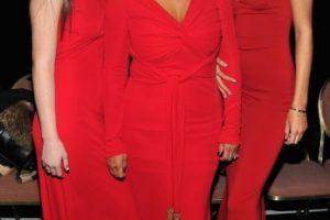 Kris Jenner y sus hijas Kylie y Kendall Foto:Getty Images. Imagen Por: