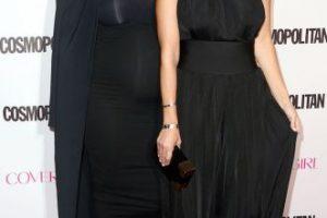 Kim y Kourtney Kardashian Foto:Getty Images. Imagen Por:
