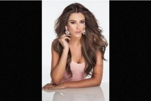 Esta es la posibilidad más cercana de que Kim Kardashian se convierta en reina de belleza. Foto: instagram.com/maydelianadiaz/. Imagen Por: