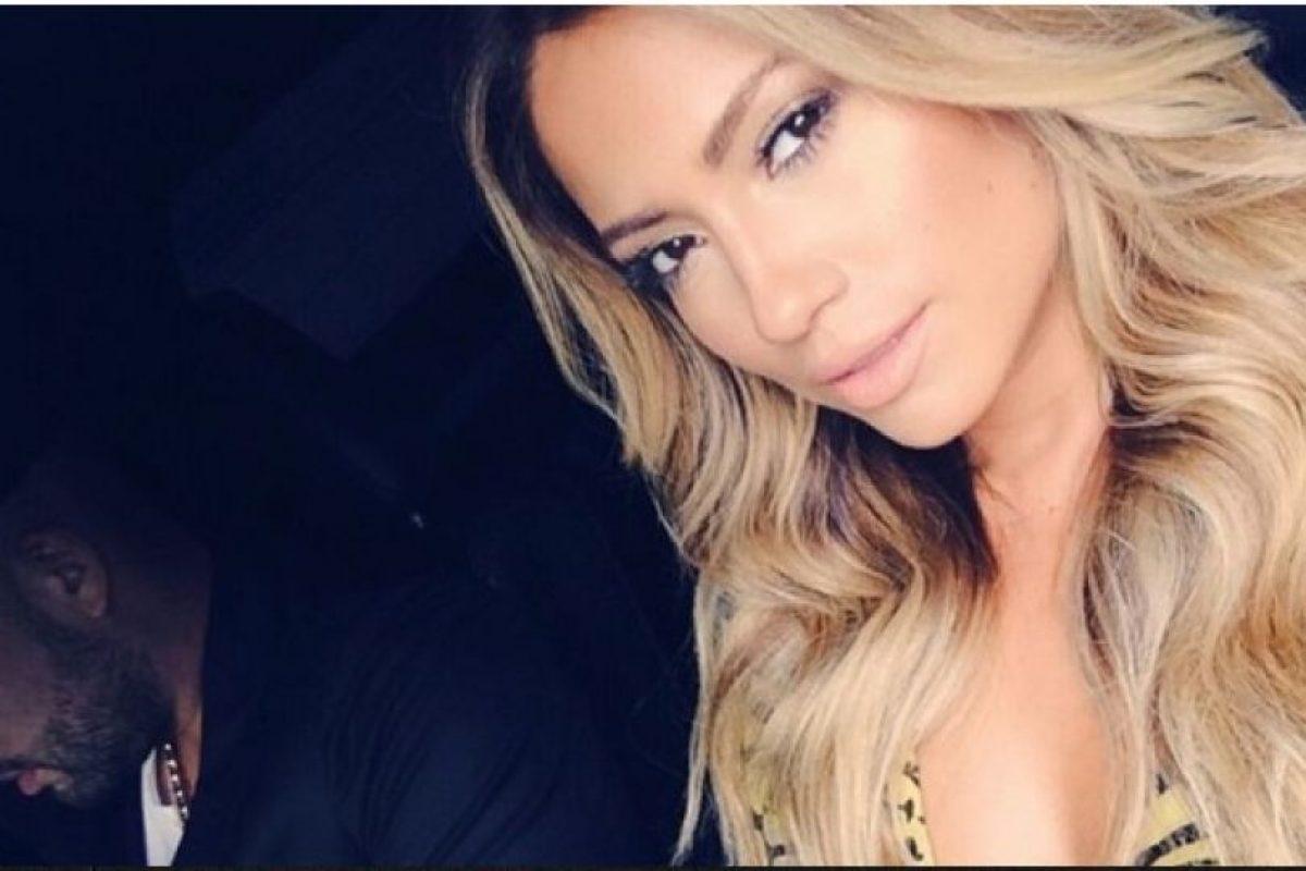 Su parecido es tan impresionante que cuando Jessica posó desnuda para una revista, varios fans pensaron que era Jennifer López, algo que fue negado por la celebridad. Foto: instagram.com/jessicaburciaga/. Imagen Por: