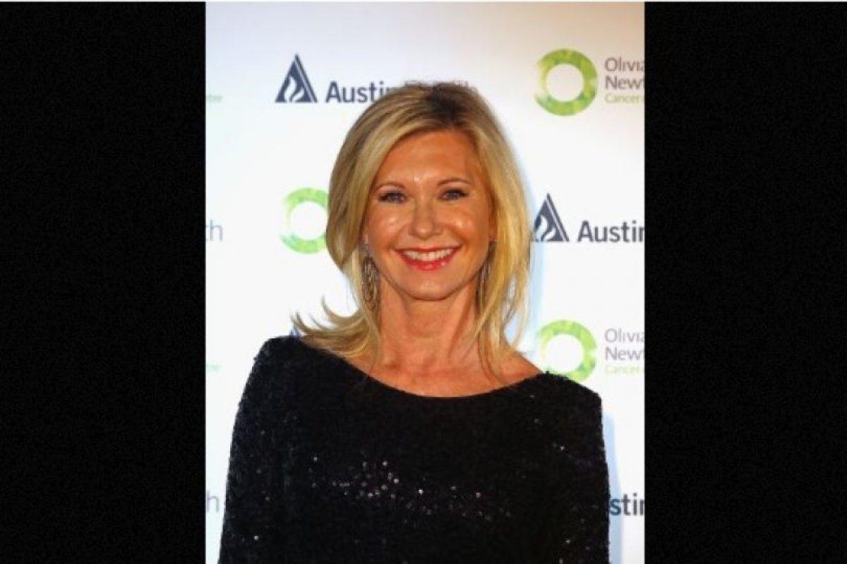 Olivia Newton John Foto:Getty Images. Imagen Por: