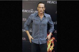 Jean Claude Van Damme Foto:Getty Images. Imagen Por: